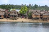 lilisiana village just outside of Auki
