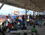 Alotau harbour