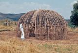 Fulani House Construction