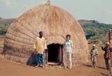 Fulani House Finished