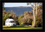 Campervan, Mole Creek
