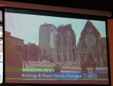 Christchurch  Cathedral after Earthquake  3