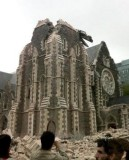 Christchurch  Cathedral after Earthquake  2
