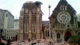 Christchurch  Cathedral after Earthquake  1