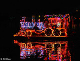 Willow Lake Lighted Boat Parade