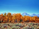 Changing Colors in Wyoming