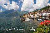 Como Lake, Italy 2011