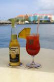 Cocktail @ Willemstad :-)