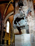 Bamberger Reiter at the Cathedral