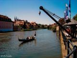 Regnitz River with Gondula