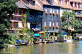 Little Venice on a very hot summer day
