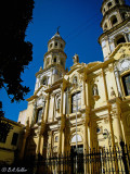 San Pedro Church, San-Telmo