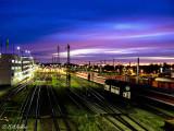 Night train to Bamberg