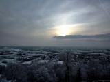 First snow...