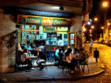 San Telmo by night