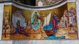 Fresco at the Orthodox Church