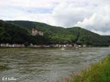 Mittelrheintal mit Schloß Stolzenfels