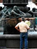 Brunnen am Josef-Görres Platz