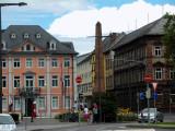 Deinhardplatz mit Obelisk