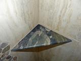 Corner Shelves Granite