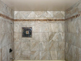 Grouted Bath Surround