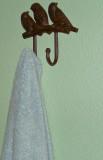 Unconventional Towel Hook
