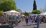 Clayton Art & Wine Festival 2012