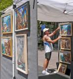 Joe Shaw Intense Airbrush Paintings
