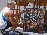 Joe Shaw Airbrush Artist