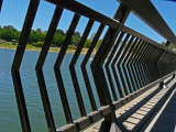 Point ogf View:  Steel Fence
