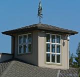 Gateway Clubhouse Windows & Weathervane