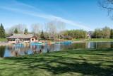 Shadows At Bower Ponds