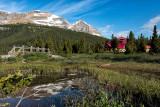Num Ti Jah Lodge, Banff National Park