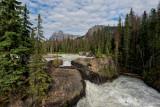 Rapids At Burgess Shale