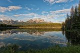 Morning In Banff National Park (2)