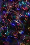 Christmas Light Abstract