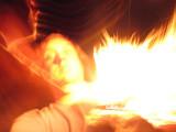 Self Portrait/Fire