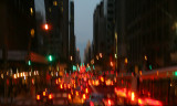 Evening in New York