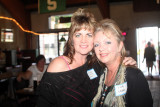 Kathy Heaton Spooner (class of '78) and Vicki Lease
