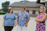Roberta Jones Waldron, Gordy Waldron, Diane Merrow