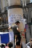 Spanish Revolution - May 2011 at Madrid
