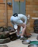 Zoo Keeper Butt