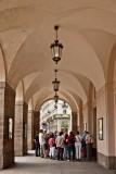 Portico of La Scala
