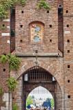 Sforza Castle Back Gate