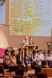 Palm Sunday Baptism 2012