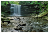 Pennsylvania  Counties Waterfalls and  other Scenery