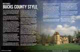 2011 Bucks County Visitor Guide
