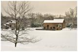 Winters Calm at Burgess Lea Farm