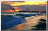Sunset Beach, Cape May, NJ