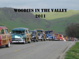 Woodies in the Valley 2011